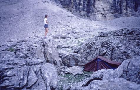 """1994: Komfortní bydlení v """"Útočném stanu K2"""""""